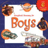 Storybook Treasury for Boys (Storybook Treasuries)