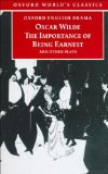 Cover: Oscar Wilde - The Importance of Being Earnest and Other Plays (Oxford World's Classics)